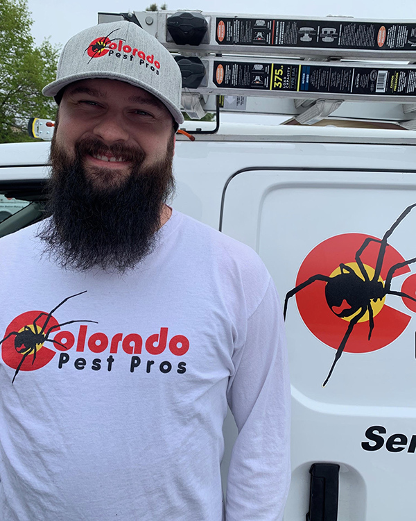 Colorado Pest Pros - Justin - Office Manager